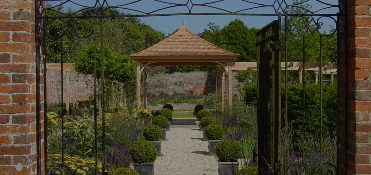The Finest Hand Crafted Gazebos