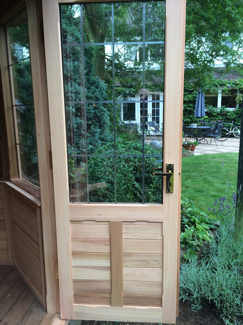 Summerhouse Doors & Summerhouse Doors - Stan Fairbrother Garden Structures