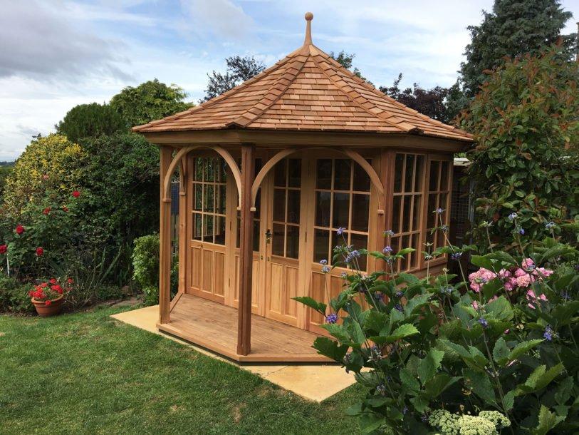 The Dalton summerhouse