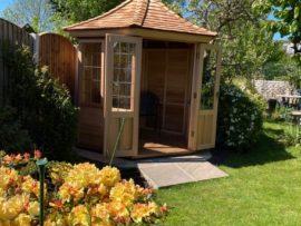 Garden Summerhouse - The Derwent