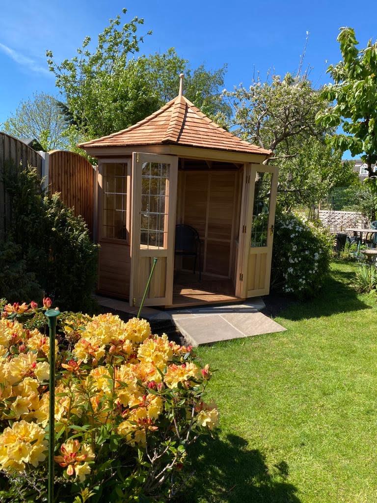 The Derwent Summerhouse